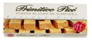 Turrón Blando Almendra Extra 200g