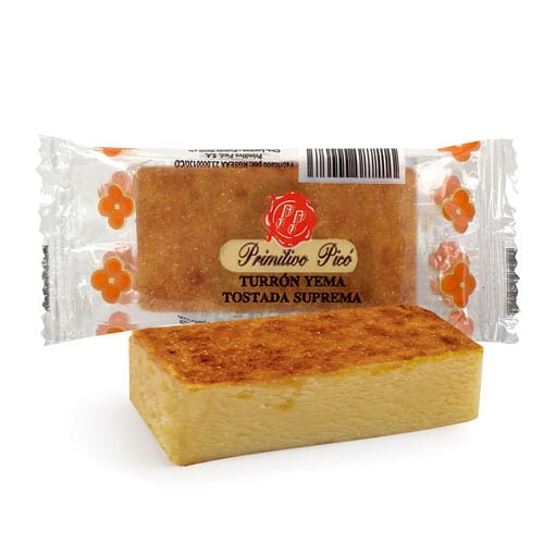 Portions Supreme Toasted Yolk Nougat